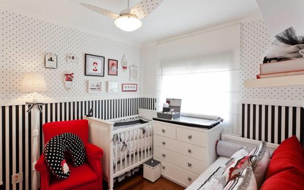babyzimmer-einrichten-möbel-babymöbel-set-streifen