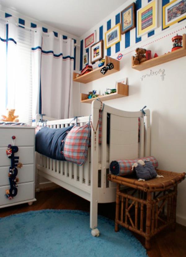 babyzimmer einrichten möbel babymöbel teppich