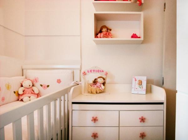 babyzimmer einrichten möbel babymöbel wandfarben