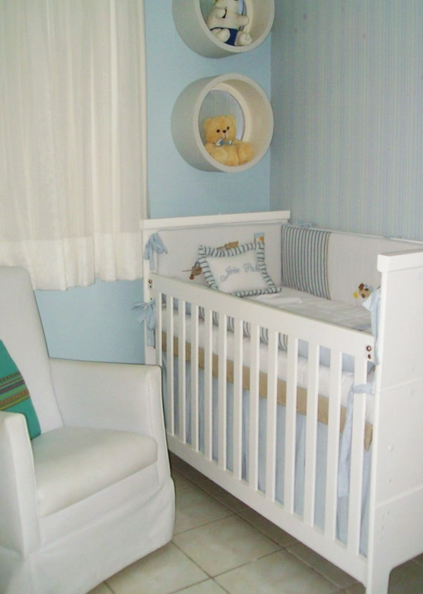 Babyzimmer komplett gestalten - Babyzimmer gestalten beispiele ...