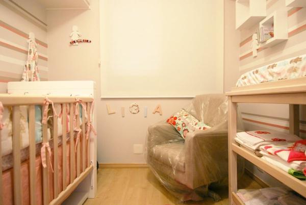 babyzimmer komplett gestalten geländer holz