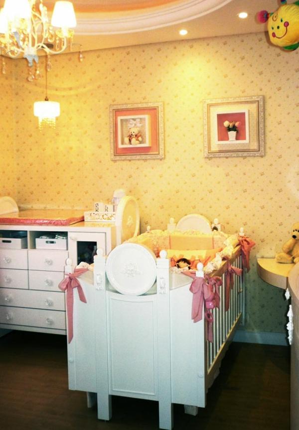 babyzimmer komplett gestalten möbel set