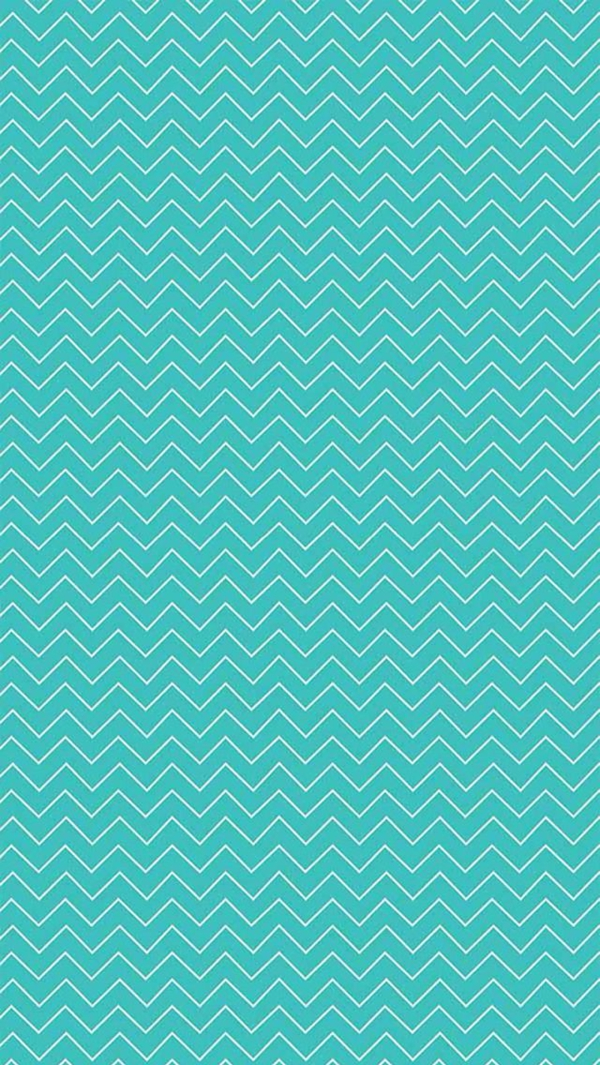 blaue wandtapeten tapetenmuster chevron muster türkis weiß