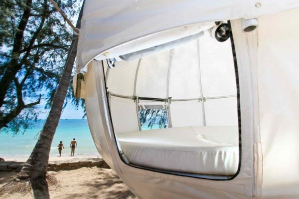 camping zelte matratze drinnen