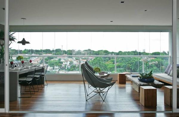 coole einrichtungsideen balkon gestalten