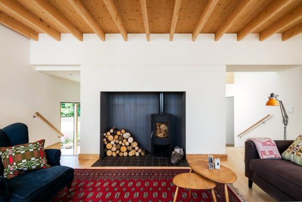 dekoideen für zuhause kunst