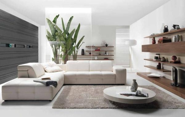 modernes wohnzimmer gestalten - 81 wohnideen, bilder, deko und ...