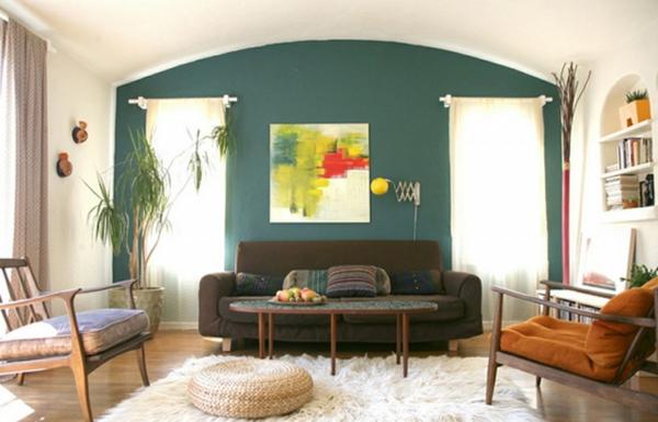 dekorationideen fürs wohnzimmer