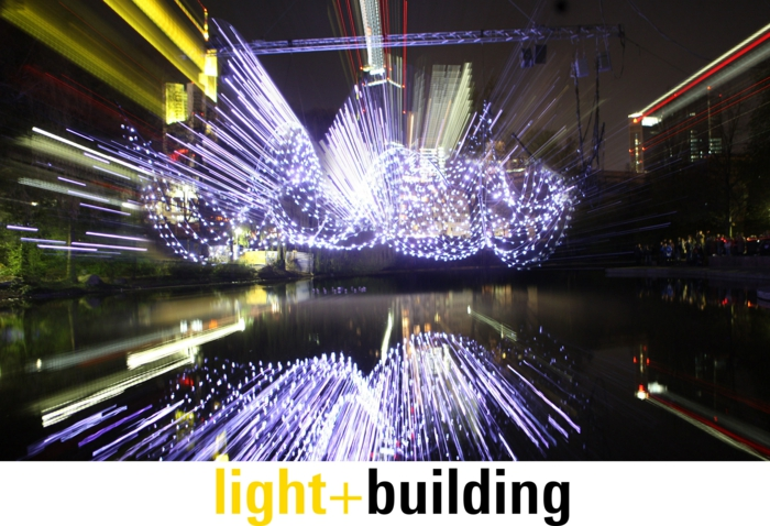 design messe light building lichtdesign ideen