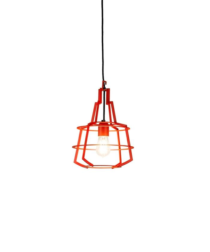 designerlampen pendelleuchte rufus rot the slims kollektion studio Beam