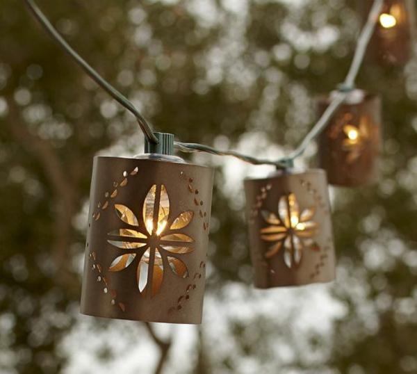 formen leuchten laternen tischlampen dosen winter