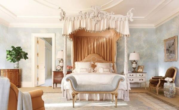Einrichtung  Barock Schlafzimmer einrichtung - wie die Adligen schlafen