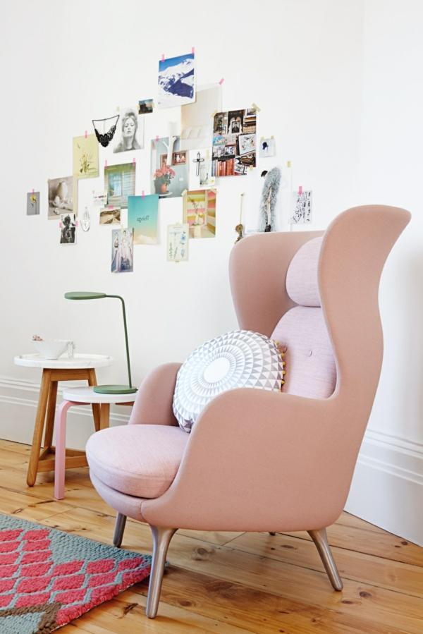 eklektische möbel bequemes sofa