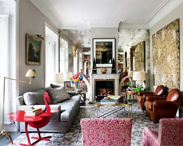 Awesome Eklektik Als Lifestyle Trend Interieurdesign Pictures ...