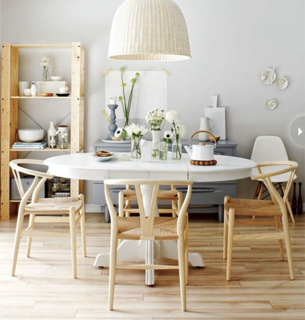 Esszimmer gestalten - Ideen für preiswerte Esszimmer Möbel