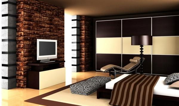 stein tapeten erschaffen ein komfortables ambiente in ihrem zuhause, Hause deko
