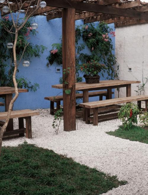 Gartengestaltung ideen 12 tolle projekte f r gartenwege for Gartengestaltung um einen baum