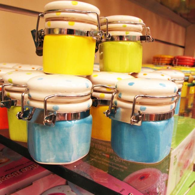 geschirr set günstig kaufen küchenutensilien gewürzbox