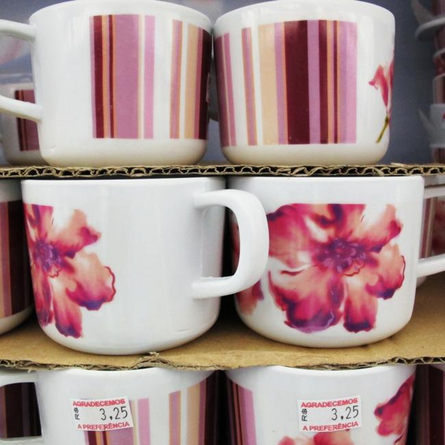 geschirr set günstig kaufen küchenutensilien tassen kaffeeservice blumenmuster