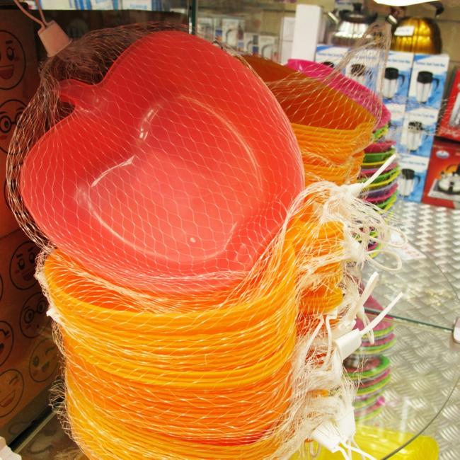 geschirr sets küchenutensilien plastikteller apfelform essgeschirr kaufen
