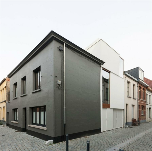Graue Fassade graue fassade ja das ist eine sehr gute wahl