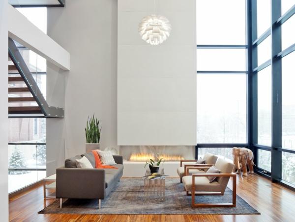 große panoramafenster attraktiv stilvoll