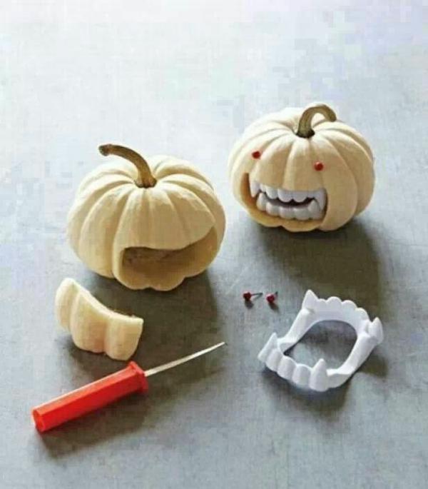 Halloween Deko Ideen Günstig : Halloween Deko Ideen Aus K Rbissen ...