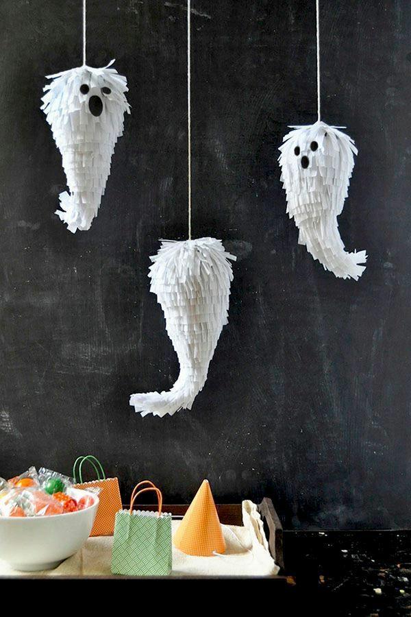 Halloween deko selber machen 33 originelle bastelideen - Geweih deko selber machen ...