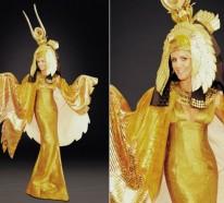 Halloween Kostüme – Ideen von der Party-Königin Heidi Klum