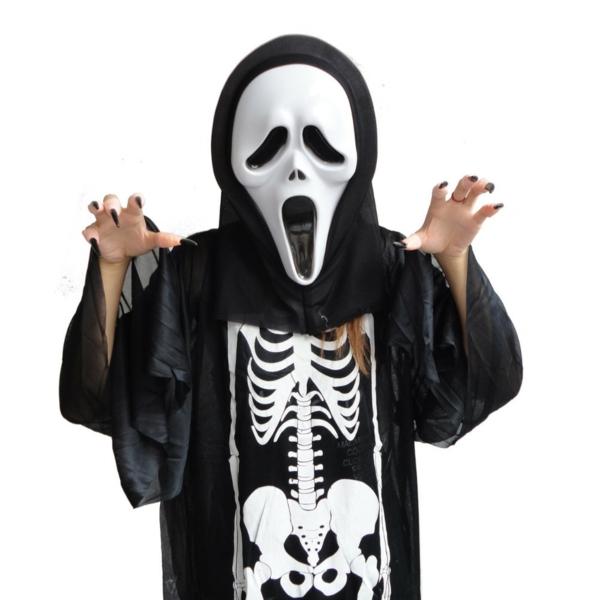 halloween kostüme party ideen halloween masken  gespenster