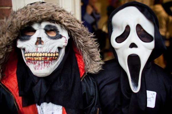 halloween masken halloween kostüme party ideen