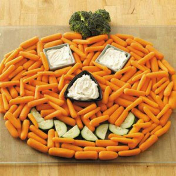 Halloween deko basteln und feierstimmung kreieren - Tischdeko halloween ...