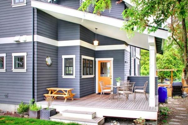Haus Fassade Grau Schönes Exterieur Graue Fassade? Ja, Das Ist Eine Sehr  Gute Wahl!