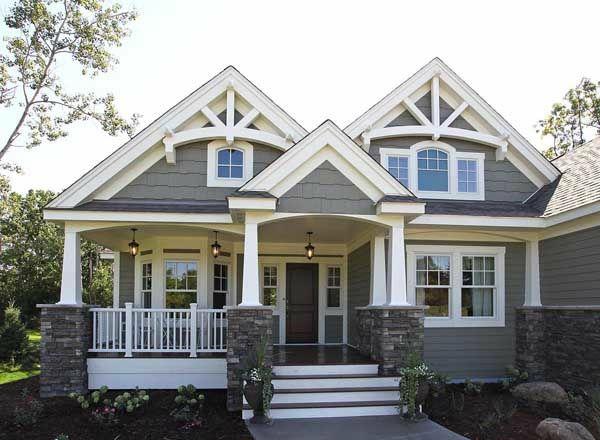 Hausfassaden Farben - welche Farbe wird Ihrem Haus Glanz verleihen?
