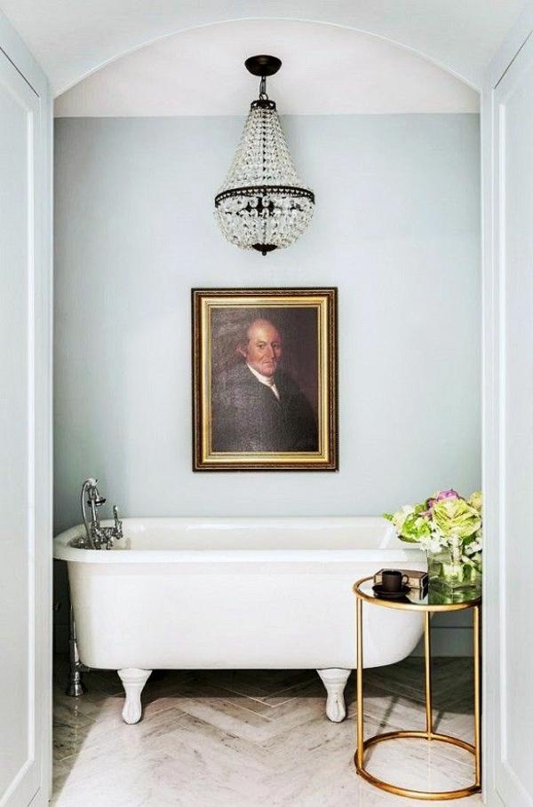 helle wandfarben badezimmer einrichtungsideen