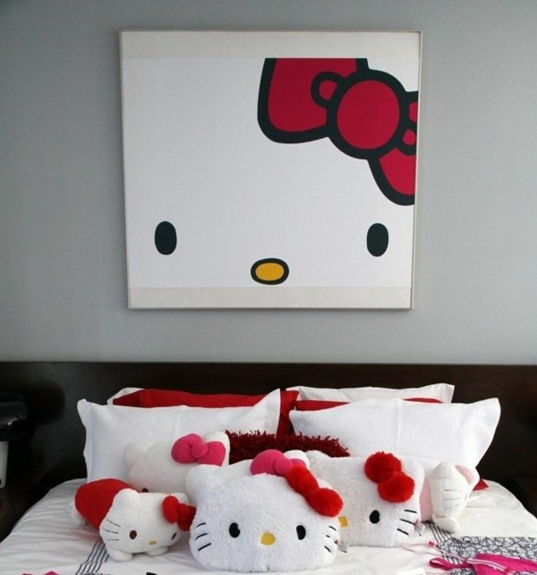 hello-kitty-dekoration