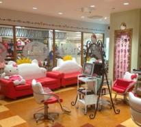 Tolle Innendesign Ideen für die Hello Kitty Fans