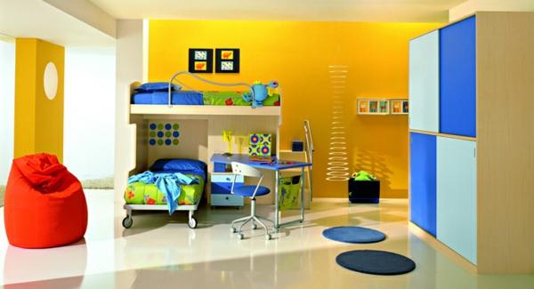 Jungen Kinderzimmer Gestalten  Ein Zimmer Voller Farben Und Liebe Für Einen  Kleinen Jungen ...