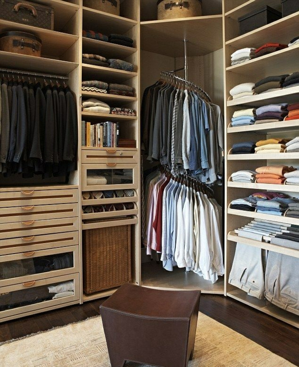 Garderobe ideen f r m nner die bequemlichkeit erschaffen - Garderobe idee ...