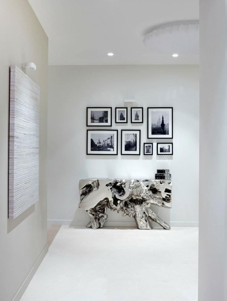 innendesign ideen lassen sie sich von diesem apartment inspirieren. Black Bedroom Furniture Sets. Home Design Ideas