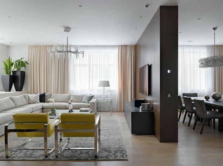 Wohnzimmer Und Esszimmer Ideen Dumss