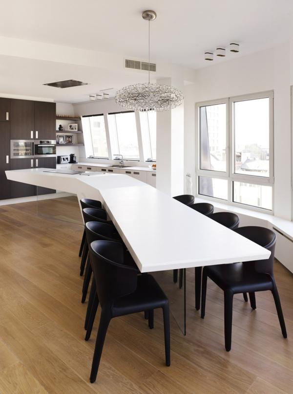 inspirierendes kücheninsel design weiß