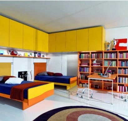 jungen kinderzimmer gestalten ein zimmer voller farben und liebe. Black Bedroom Furniture Sets. Home Design Ideas