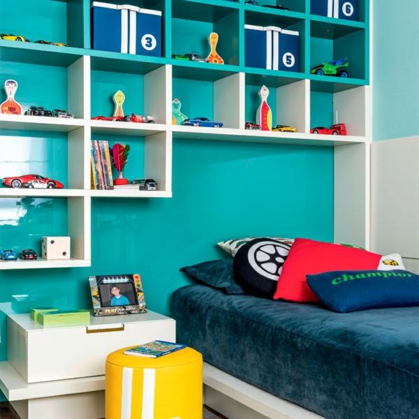 Jungen Kinderzimmer Gestalten Ein Zimmer Voller Farben Und Liebe