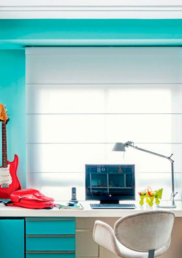 jungen kinderzimmer gestalten ein zimmer voller farben. Black Bedroom Furniture Sets. Home Design Ideas