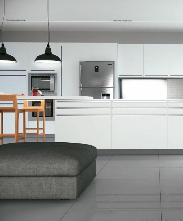 kücheneinrichtung küchenausstattung küchenmöbel esszimmer sofa