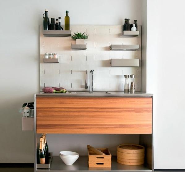 kücheneinrichtung ideen küchenausstattung küchenmöbel schrank