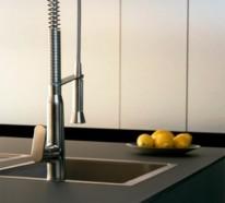Kücheneinrichtung Ideen – Schränke, Bänke, Organizer, Accessoires für die Servietten