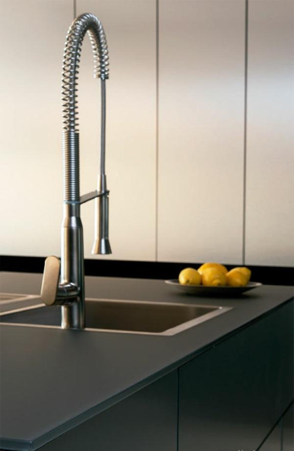 kücheneinrichtung ideen küchenausstattung küchenmöbel spüle platte