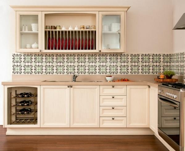 ideen küchenausstattung küchenmöbel traditionell